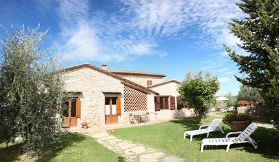 Photo for Maison Castagnoli with panoramic view