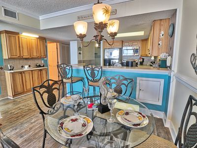 Photo for Waterpointe1 0803 - Windy Hill - Ocean Front - Views - Pools