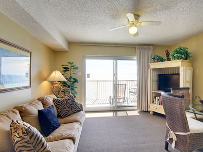 Photo for Beachfront Condo in Gulf Shores with Access to All Resort Amenities! Close to Ar