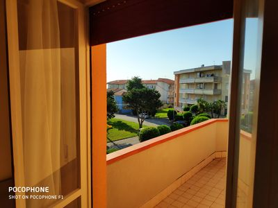 Photo for Apartment with sea view 200 meters from the beach.