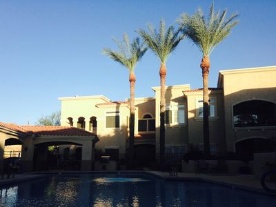 Photo for 2 Bed / 2 Bath Spacious Condo on TPC Scottsdale