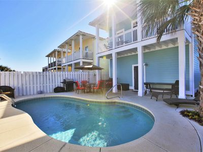 Photo for Beach House PRIVATE POOL & PET FRIENDLY- Gulf View - 30% SPRING BREAK SALE!