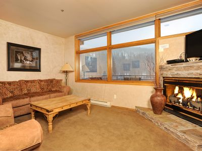 Photo for Luxurious and Cozy 2 Bedroom Premier Condo for 6 with Private Deck