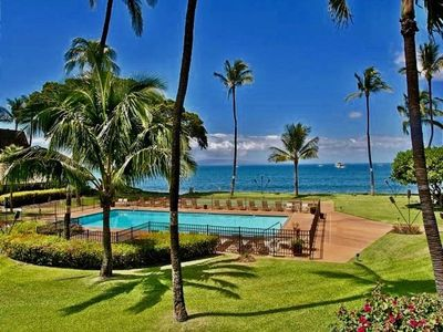 Photo for Ma'alaea Surf, Unit G10 - Beautiful 2BR Oceanfront Condo, Amazing Sunsets!