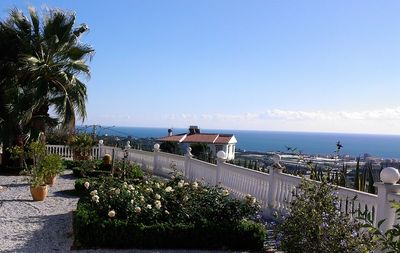 Photo for Romantic Casita, private pool, seaviews on a quiet oasis, 8 min. from the beach.