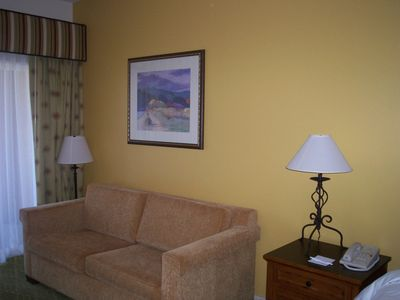 Photo for Located on the fabulous Marriott Desert Springs property in Sunny and warm Palm Desert