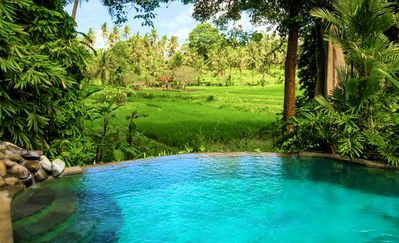 Photo for A Hidden Oasis with Stunning Views on Ubud's Doorstep