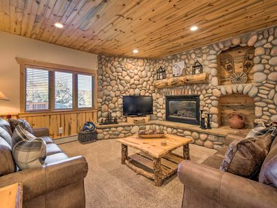 Photo for NEW! Rustic Ski Condo w/Balcony <1 Mile to Canyons