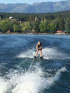 Photo for THE LOFT . . . at FLATHEAD LAKE!!