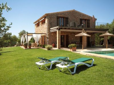 Photo for Vacation home Ses Moreres in Mallorca/Llubí - 8 persons, 4 bedrooms