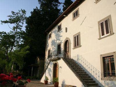 Photo for CHARMING HISTORICAL VILLA WITH PRIVATE POOL AND LOVELY GARDEN