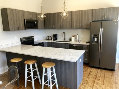 Photo for Beautifully Renovated 2Bed/2.5 Bath in the Heart of Nulu/Butchertown