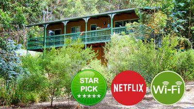 Photo for The Lookout, Denmark WA Accommodation - High Speed WIFI & Netflix