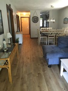 Photo for First Floor End Unit Excellent Condition Shipwatch Pointe 2 Walk to Beach