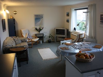 Photo for Holiday Apartment With Sea Views And Parking Space