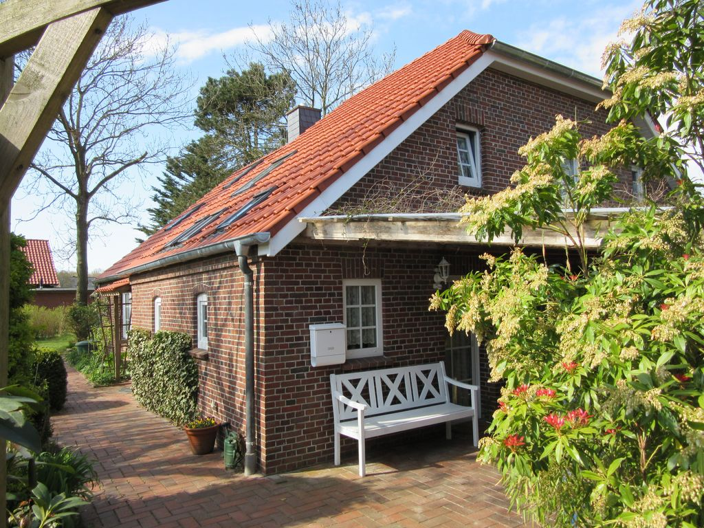 Historic East Frisian Country House With Z T Antique Furniture
