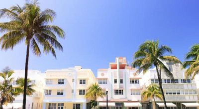 Photo for STAY ON OCEAN DRIVE! CHIC KING UNIT FOR 2