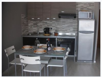 Photo for Holiday apartment Riva del Garda for 4 persons with 2 bedrooms - Penthouse holiday apartment