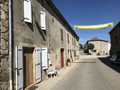 Photo for Charming Ardèche village house.