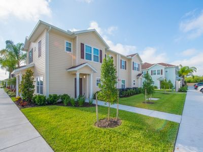 Photo for 4 Bedroom 3 bath townhome in Lucaya Village only 10 minutes to Disney!