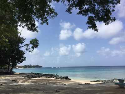 View from Speightstown
