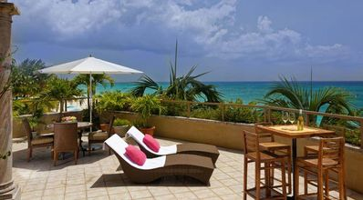 Photo for Oceanfront Residence Located at The Ritz-Carlton, Grand Cayman