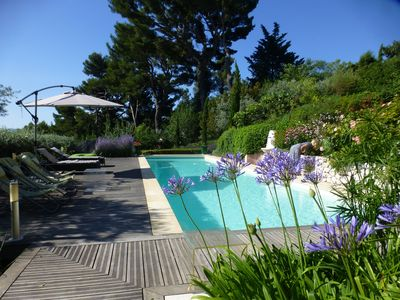 Photo for Fabulous view for this charming and luxury property in Aix en provence