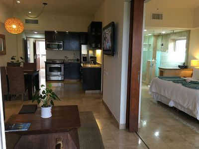 Photo for Spacious and Lovely Ocean Front Suite with Private Terrace and Jacuzzi