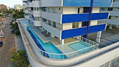 Photo for Excellent apartment, WIFI, with pool, AR in the suite, daily 130.00 in August ..