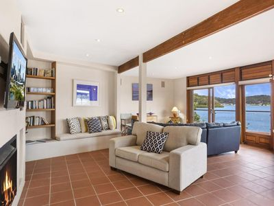 Photo for Sunset Retreat - Youll love the water views, spacious layout designed for entertaining.