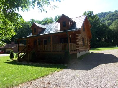 Photo for Country Cottage Log Home