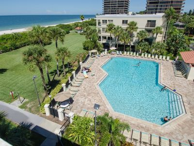 Photo for Land's End #304 building 1 - Private Balcony / BAY views / Near POOL!