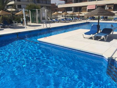 Photo for 1BR Apartment Vacation Rental in Torremolinos