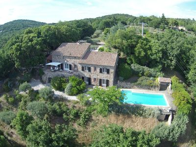 Photo for house in nature, very quiet on the heights of the Gulf of St Tropez