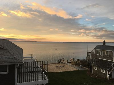 Photo for Newly Renovated Ptown Water/ Beach Front Condo