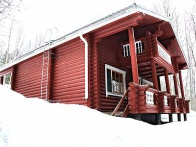 Photo for Vacation home Maanselän etappi / tikantupa in Sotkamo - 10 persons, 1 bedrooms