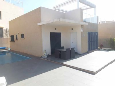 Photo for DETACHED VILLA WITH PRIVATE POOL - LA ZENIA