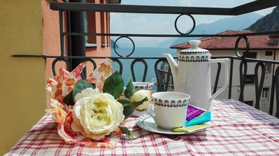 Photo for B & B Rocca sul lago, lake view with breakfast