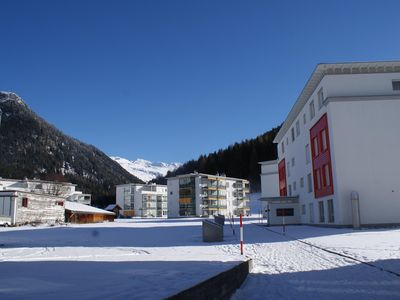 Photo for Family-friendly dream holiday apartment in a prime, quiet location in Davos-Dorf