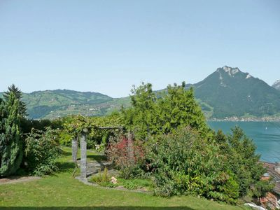 Photo for Vacation home Faulensee (FAE100) in Faulensee - 12 persons, 5 bedrooms