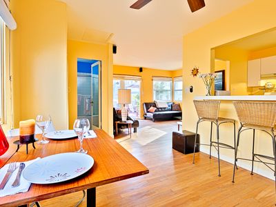 VOTED #1 ONE BEDROOM!  STAND ALONE PRIVATE HOME WITH OCEAN VIEW FROM JACUZZI!