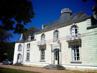 Photo for 8BR Country House / Chateau Vacation Rental in Antran, Nouvelle-Aquitaine