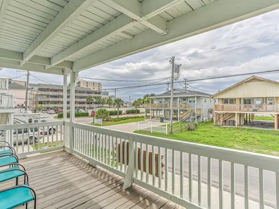 Photo for NEW! North Myrtle Beach Townhome, 1 Block to Beach