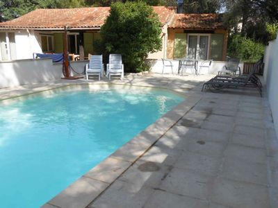 Photo for Comfortable Holiday Home in Fayence with Private Swimming Pool