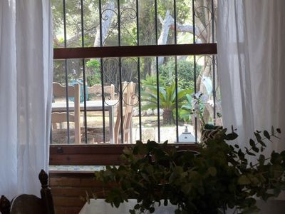 "Photo for A short walk away (105 m) from the ""Playa Arenetes"" in Dénia with Air conditioning, Garden, Washing machine (652232)"