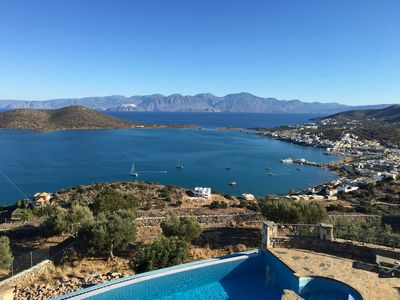 Photo for Exclusive, Private Villa With Panoramic Sea Views