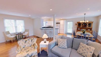 The Sea Mist - Cottage by the sea with central AC & views - South Chatham