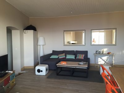 Photo for House with exceptional view, close to the beach, and shops