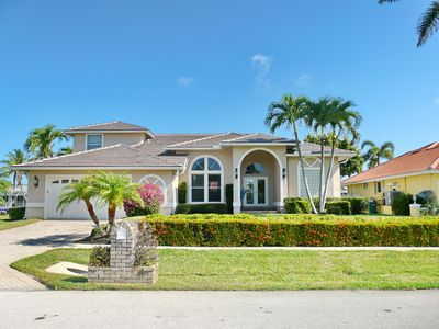 Photo for 477 Driftwood Court: 4  BR, 3  BA House in Marco Island, Sleeps 10