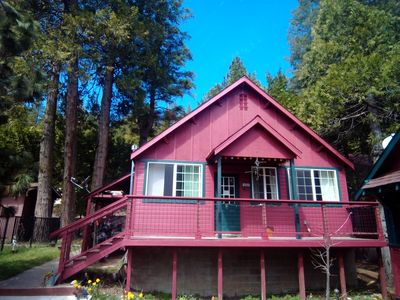 Photo for Coyote Cabin in the Stanislaus National Forest